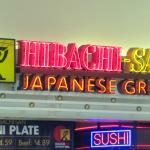 Hibachi-San, Newpark Mall, Newark, Ca