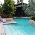 Pool/bar/restaurant