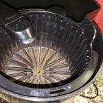Coffe filter holder