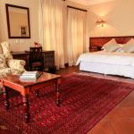 Relax in our well appointed Suites