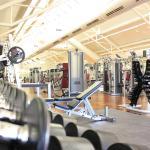 Kraftbereich im Fitness Studio über 3500qm