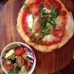 Skinny Bufala Pizza