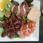 Petite salade landaise
