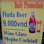 Great price for beer