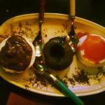 tris di dolci