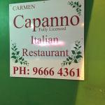 Foto de Capanno Italian