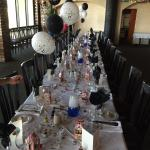 My daughters 21st Birthday dinner at Dales Black Angus Grill in Milnerton on Saturday 28th Feb 2