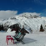 Vaujany ski area