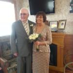 CONGRADULATONS TO MR. &MRS. WILLIAM HIPES MARRIED 2/24/15 AT THE MOUNTAIN BREEZE MOTEL