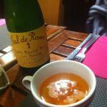 Le Cidre du Val de Rance, excellent !