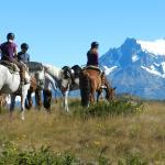 Exploração à cavalo 1