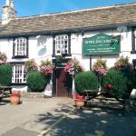 beautiful quaint proper country pub