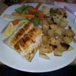 My Swordfish dish..