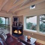 Suite - Fireplace