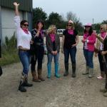 Enthusiastic Hen party