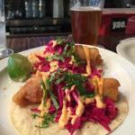 Red Cod Tacos