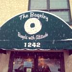 A great place to stop and grab a warm breakfast and cup of coffee.