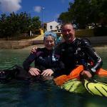 A Successful Dive