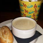 Cullen Skink (creamy smoked fish soup)