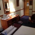 Foto de BEST WESTERN Woodlands Hotel