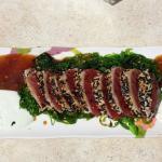 Ahi Tuna - So good!