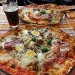 Pizza della casa: ottima