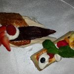 anguille fumée pousse de betterave et raifort