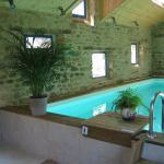 La piscine chauffee solaire