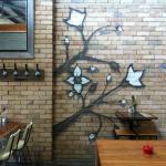 graffiti artist work in fresco area