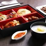 Taiwan Porridge Lunch Bento