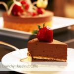 Royal Crunchy Hazelnut Cake