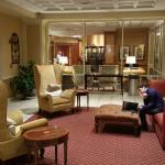 Pre lobby area