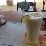 Delicioso suco de abacaxi!