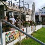 Kava Cafe ground floor veranda