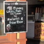 Village Grill & Creamery, Capitola, Ca