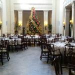 Villa corinthia during festive season