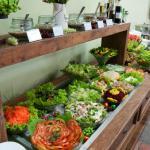 Buffet de Saladas Funcionais