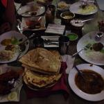 Amazing indian food!