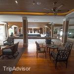 Lobby at the Santiburi Golf, Resort & Spa
