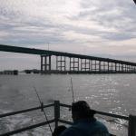 North of bridge