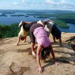 Yoga on West Rattlesnake