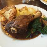 The best lamb roast dinner!