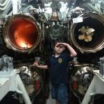 Museo de Sitio Naval- Submarino Ex Bap Abtao