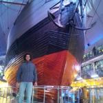 navio fram (original)