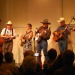 Watch for great live music...bluegrass, jazz, folk, and more