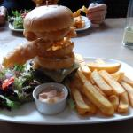 The Impressive County Burger