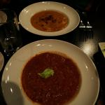 Rutabaga Bisque and Special soup