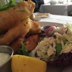 Fish n chips OC Restaurant week 2015