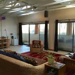 Silverado Suite Living room