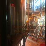 One half of their brewery